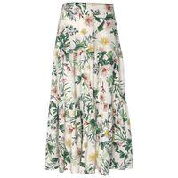 Savanah Tiered Skirt -  assorted