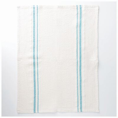 Barrydale French Country Teal Tea Towel