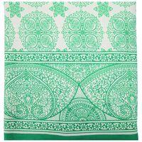 Jaya Tablecloth -  green-white