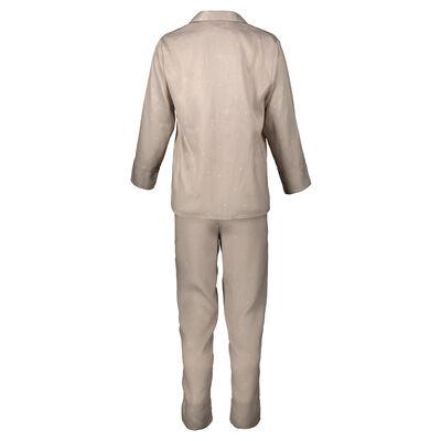 Mink Polka Dot Pyjama Set