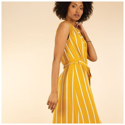 Yemina Stripe Dress