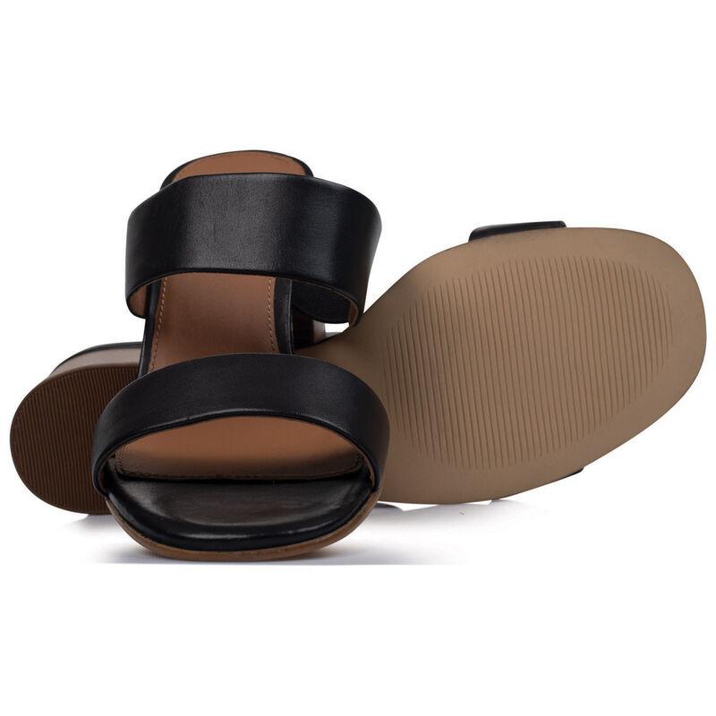Rare Earth Kelsi Sandal -  black