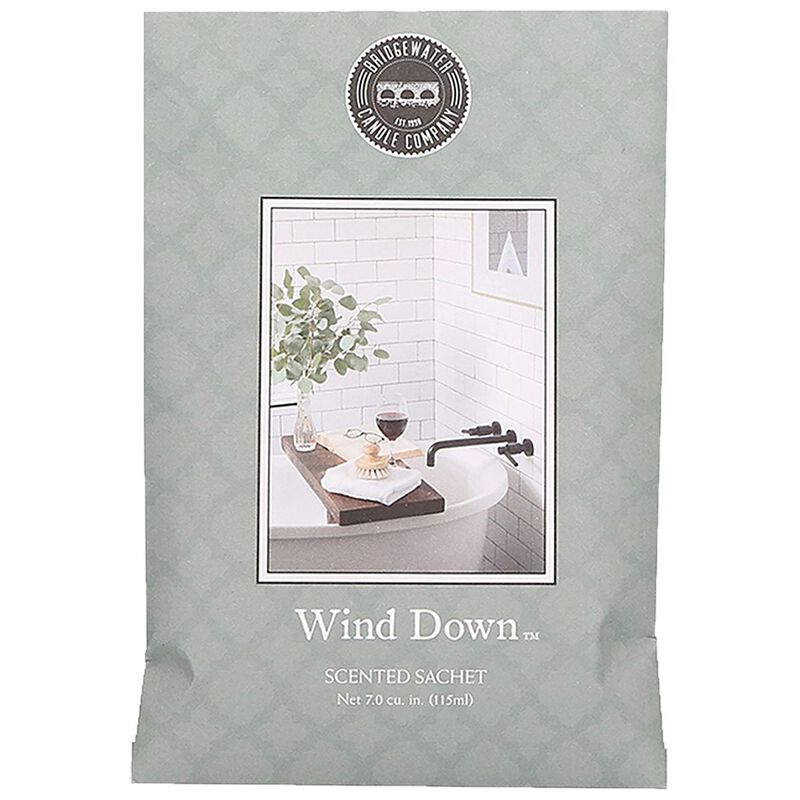 Wind Down Fragrance Sachet -  assorted