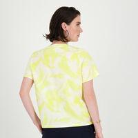 Kalon Brushstroke T-Shirt -  dc8800