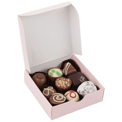 9-Piece Assorted Truffle Box