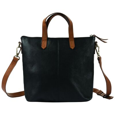 Colene Small Shopper Leather Bag
