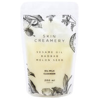 Skin Creamery Oil-Milk Cleanser Refill -  assorted