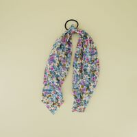 Nikita Ditsy Floral Hair Tie -  assorted