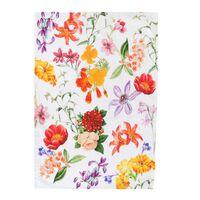 Floral Bloom Tea Towel -  assorted