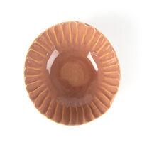 Pret-a-Pot Coral Pink Glazed Bowl  -  lightpink