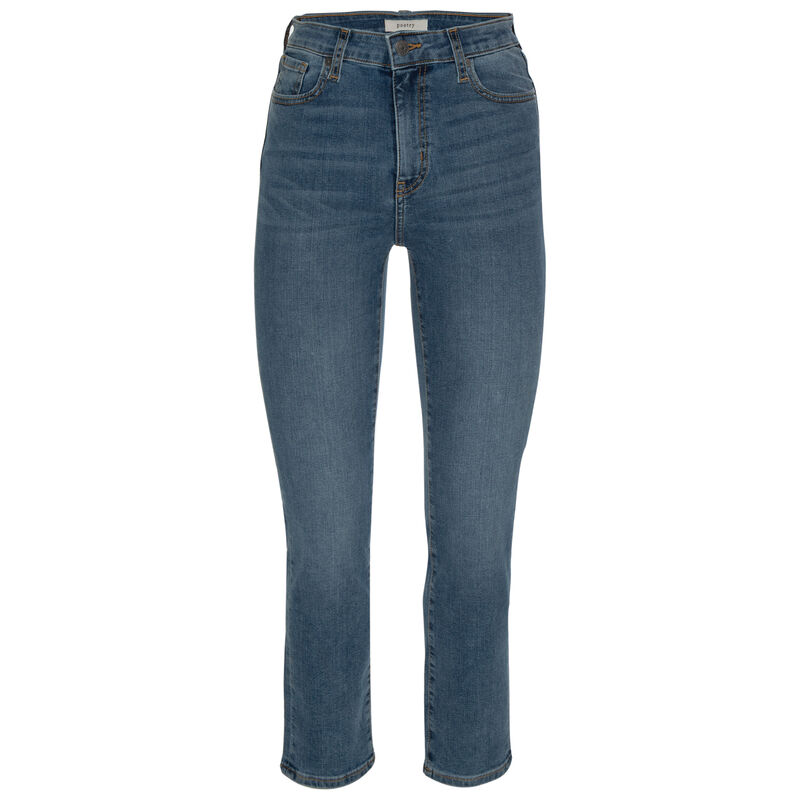 Jimena Sustainable Denim -  indigo