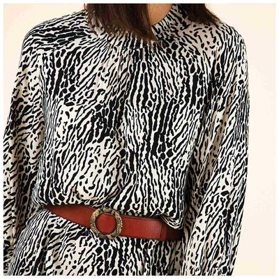Pascale Printed Tunic