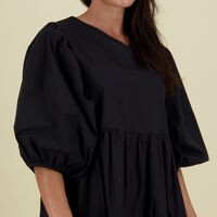 Ross Tiered Dress -  c01
