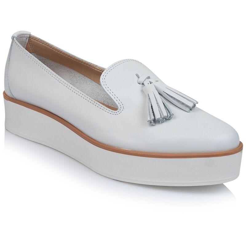 Rare Earth Zada Shoe -  white