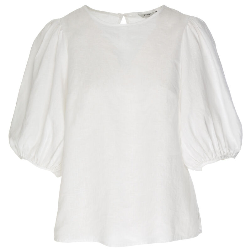 Poetry Erin Blouse -  white