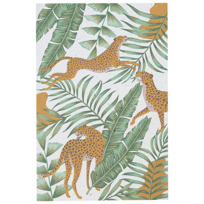 Wild Jungle Growing Paper Card