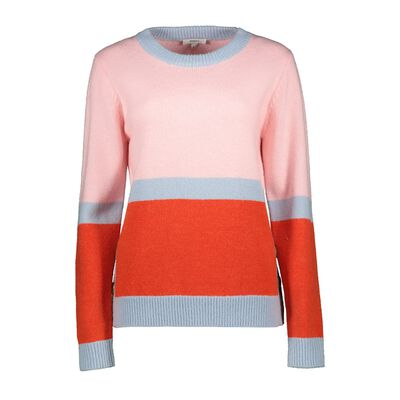 Donatella Colourblock Jumper