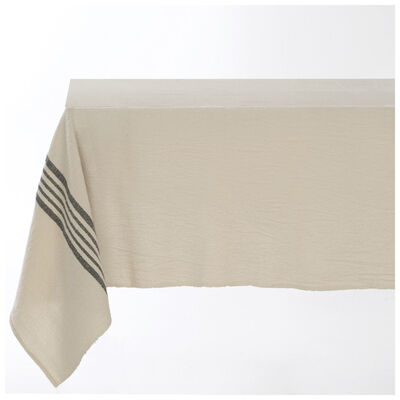 Barrydale French Country Charcoal Tablecloth