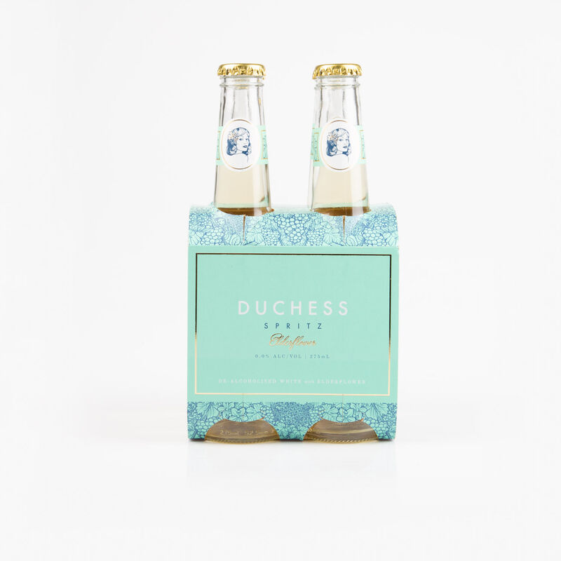 The Duchess Four-Pack Elderflower Spritz -  nocolour