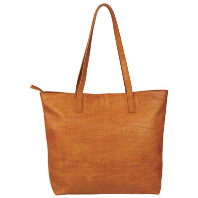 Nathaly Leather Tote Bag