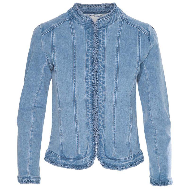 Katalina Denim Jacket -  blue-blue