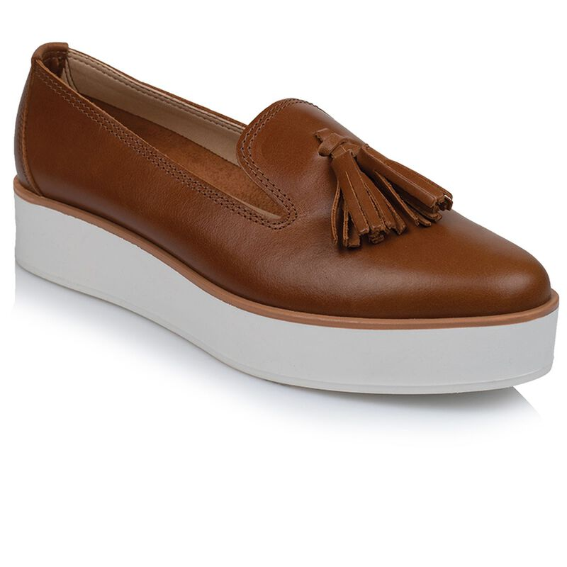 Rare Earth Zada Shoe -  tan