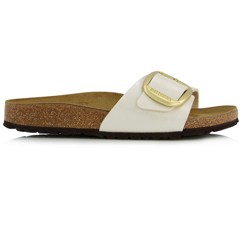 Birkenstock Madrid Big Buckle Sandal -  bone