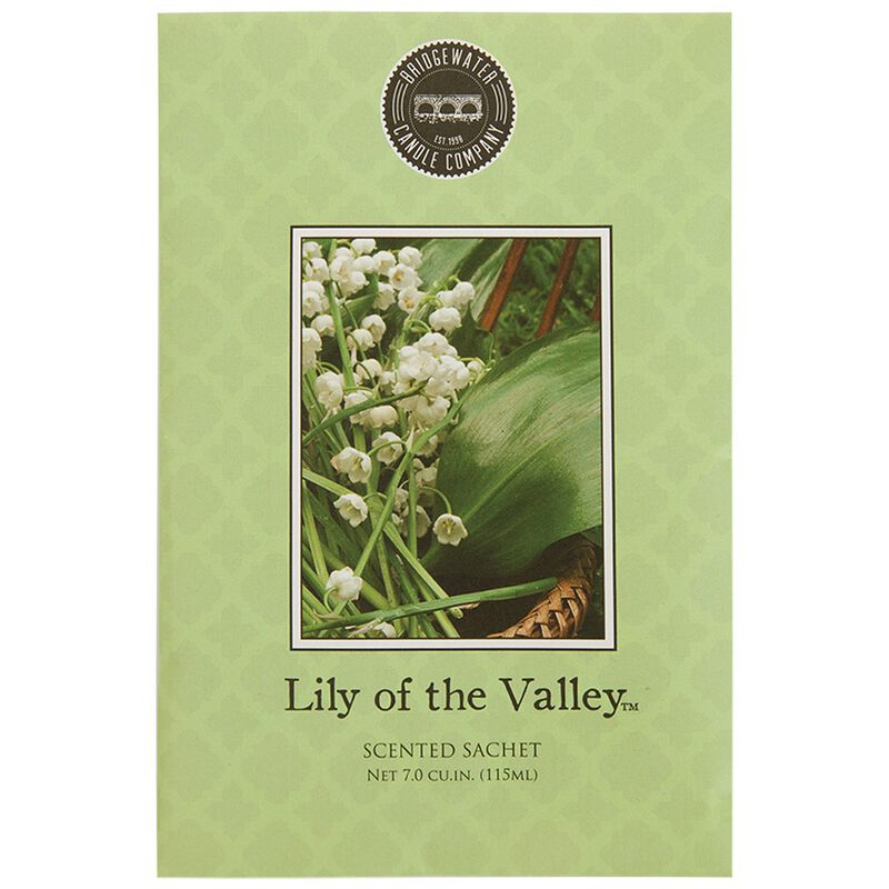 Lily of the Valley Sachet -  assorted