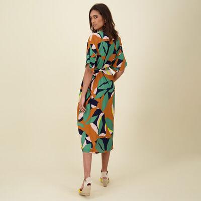 Jules Printed Dress