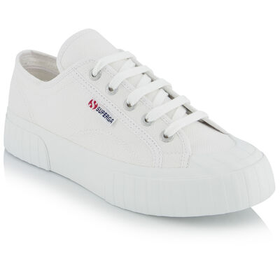 Superga Canvas Chunky Sneaker