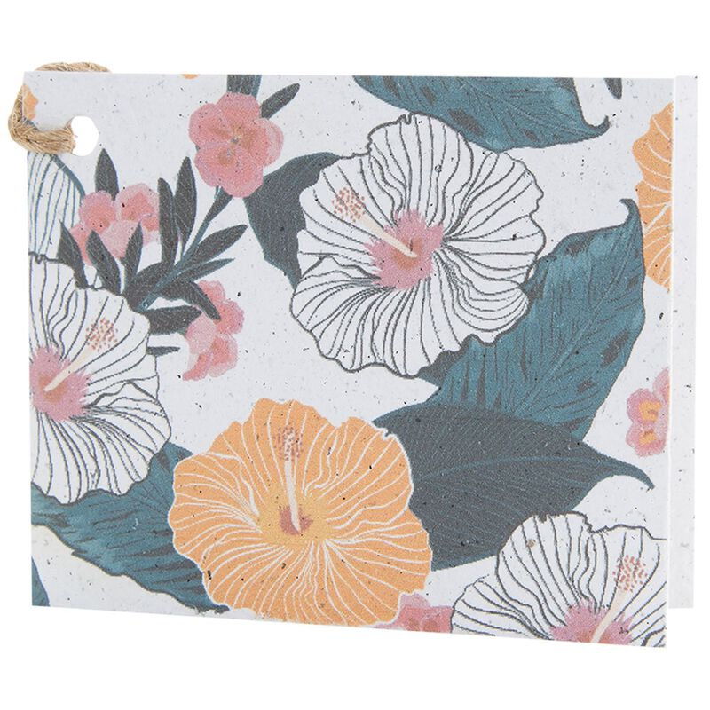 Hibiscus Tag -  assorted