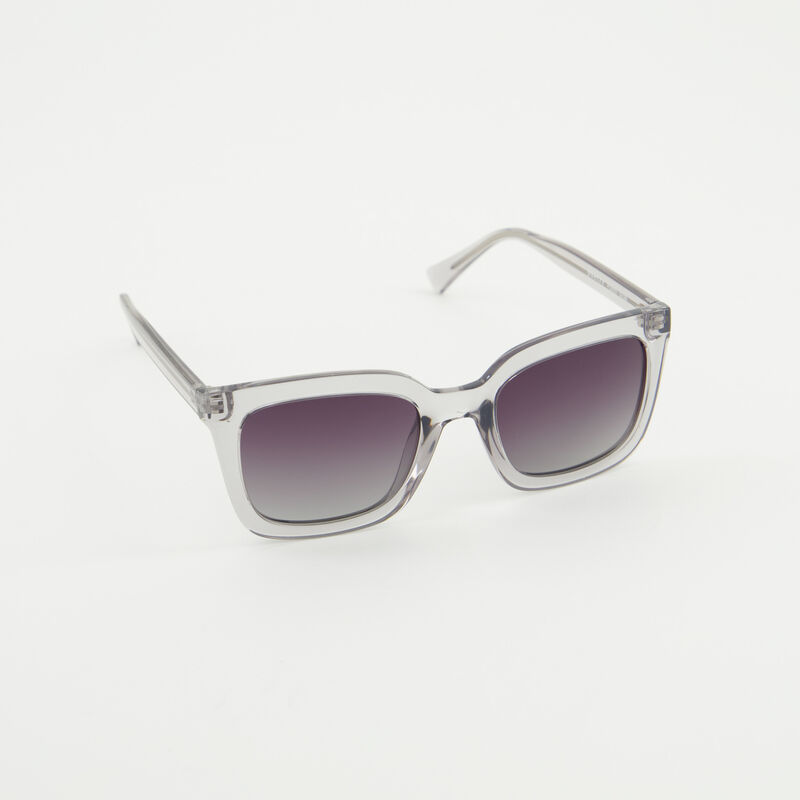 Polarised Heavy Modern Classic Sunglasses -  dc0202