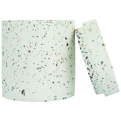 Terrazzo Cannister