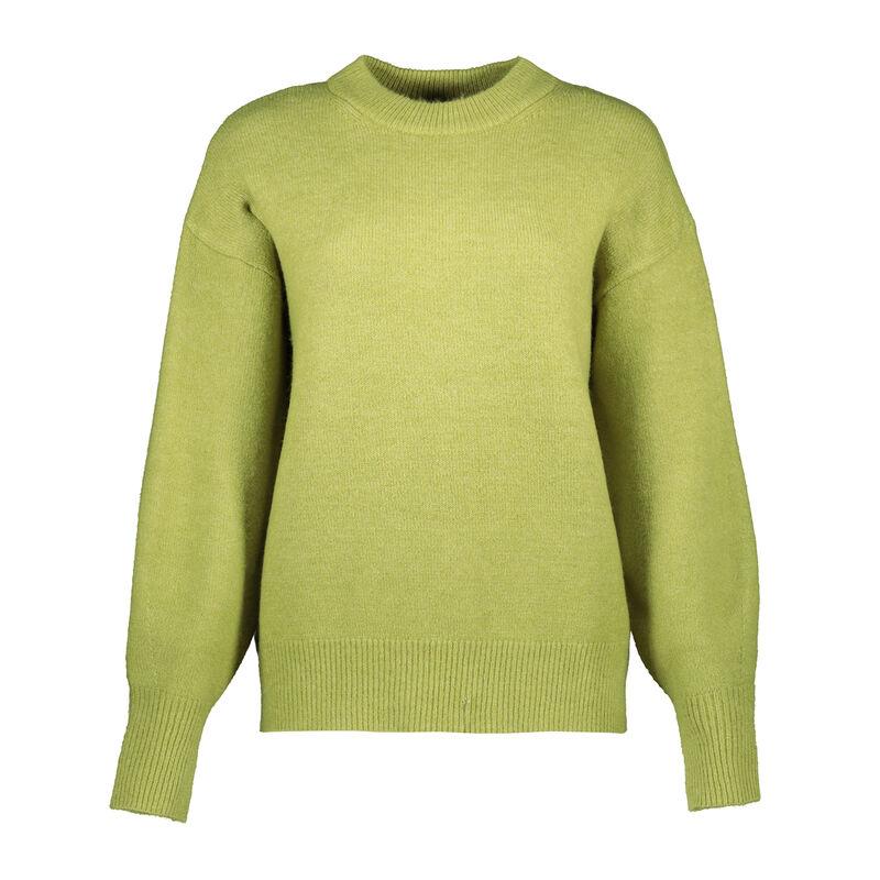 Farrah Marl Jumper -  green