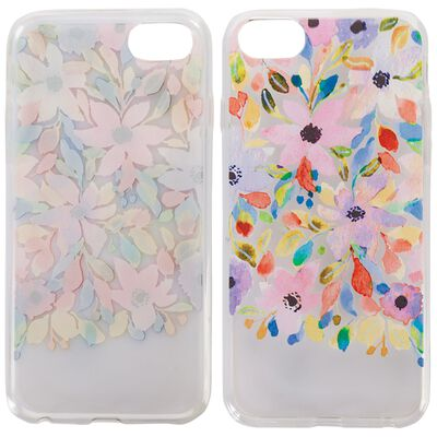 Ombre Flower iPhone Cover