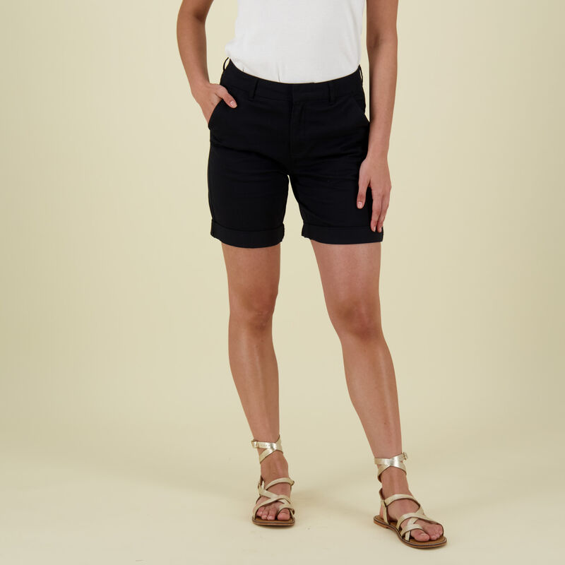 Landon Bermuda Shorts -  black
