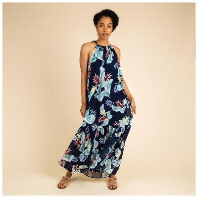 Kye Floral Maxi Dress