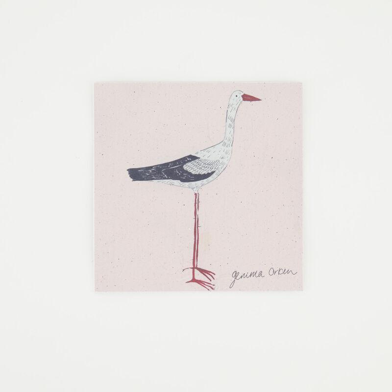 Gemma Orkin Bird Card -  c33