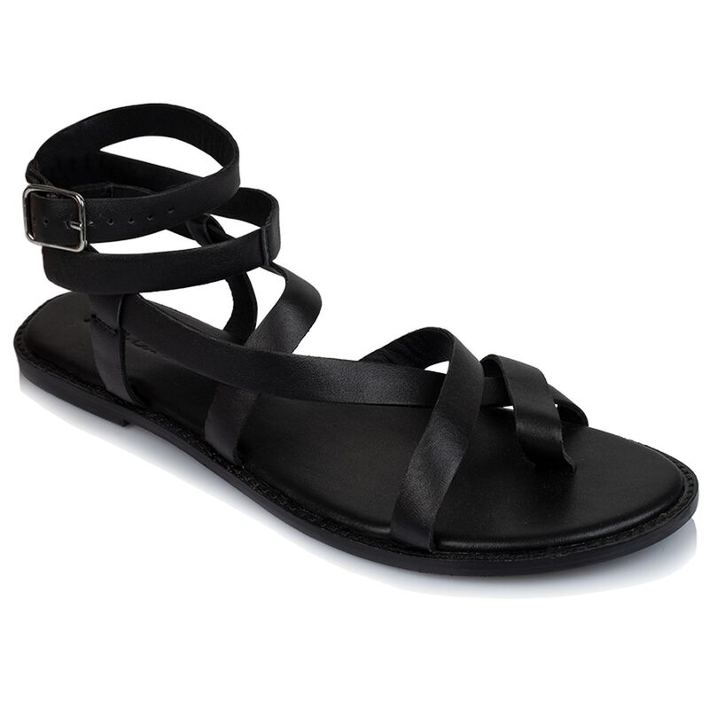 Rare Earth Anina Sandals -  black-black