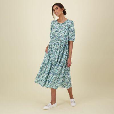 Poppy Tiered Dress
