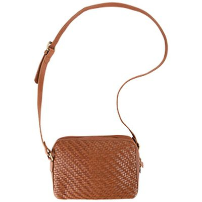Kenya Plaited Cross Body