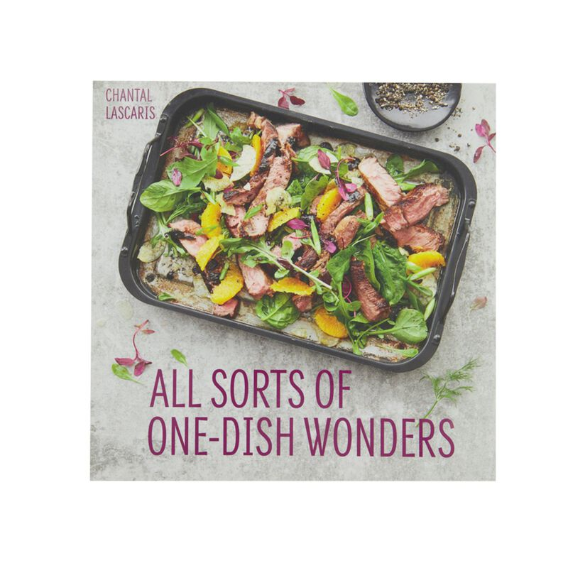 Chantal Lascaris All Sorts of One Dish Wonders Cookbook -  c99