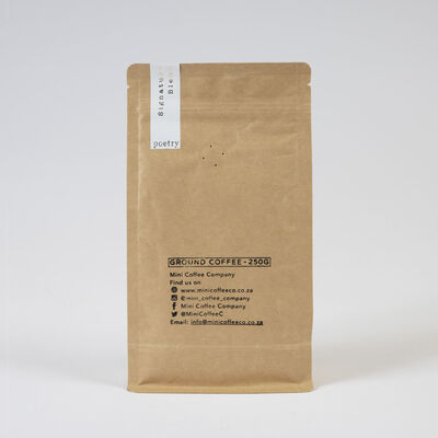 Poetry Signature Blend Ground Coffee