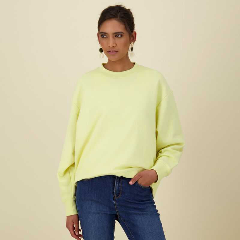Mila Sweater -  yellow
