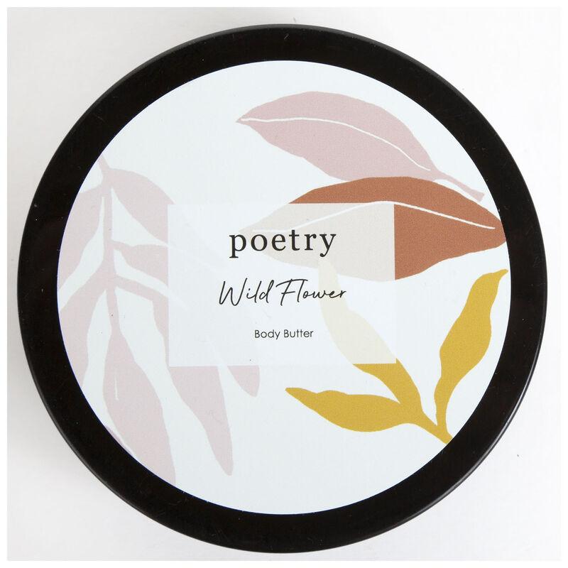 Wild Flower Body Butter -  pink-ochre