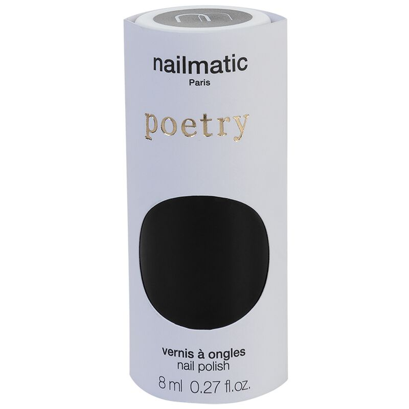 Nailmatic Kurt Nail Polish -  black