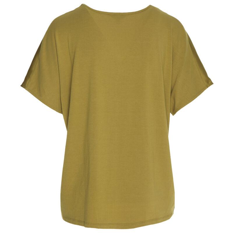 Olivia T-Shirt -  chartreuse