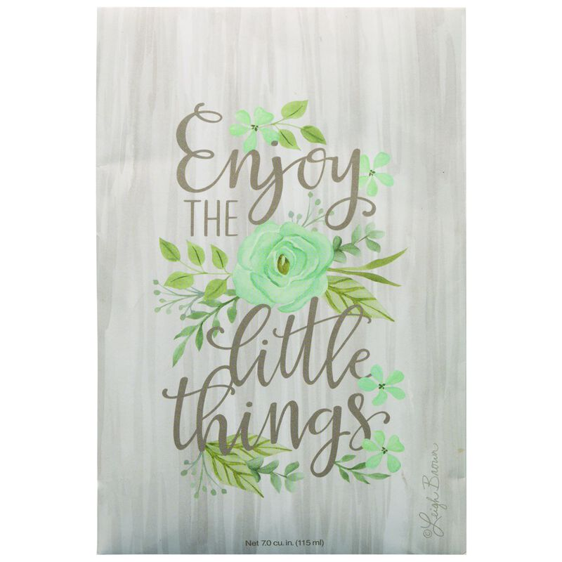 Enjoy The Little Things Sachet -  assorted