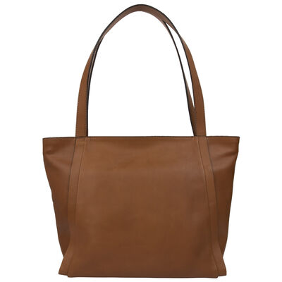 Page Leather Shopper