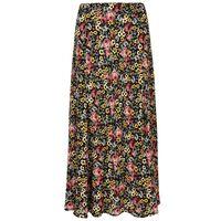 Lottie Floral Skirt -  green